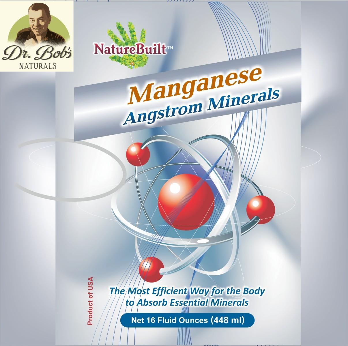 Manganese - (16 oz. bottle)