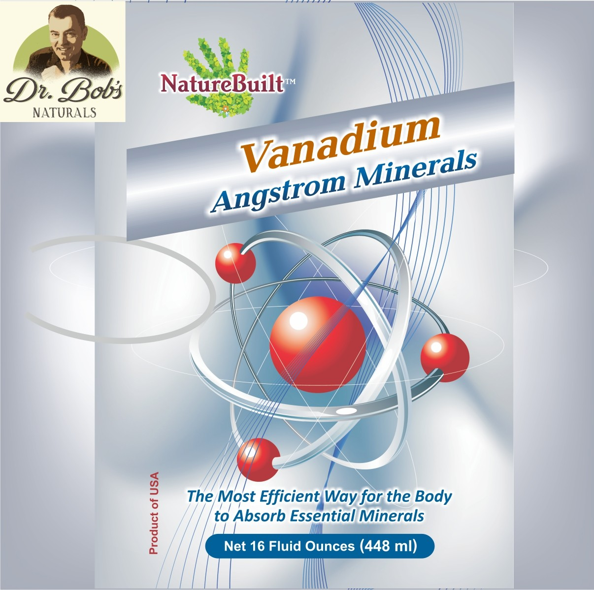 Vanadium - (16 oz. bottle)