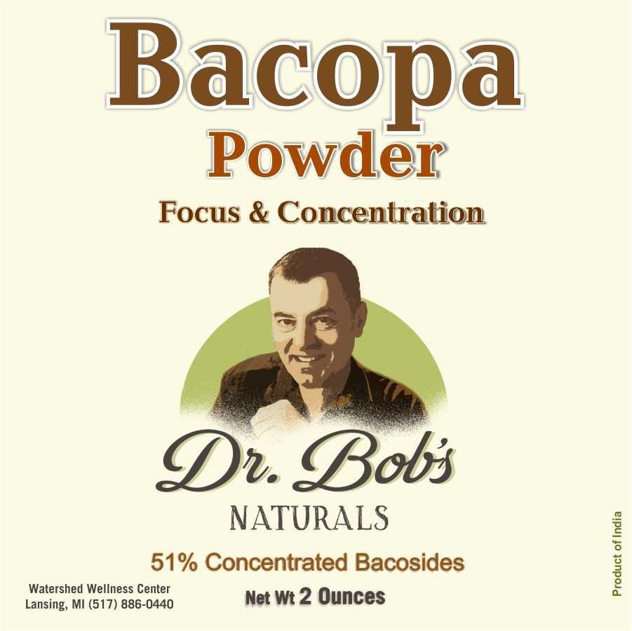 Focus - Bacopa-2 oz.
