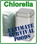 100% Chlorella Tablets Survival Pack