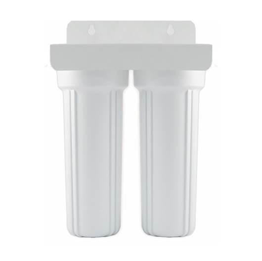 Dual Filter Housing