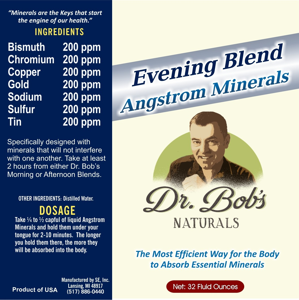 Angstrom Minerals - Evening Blend