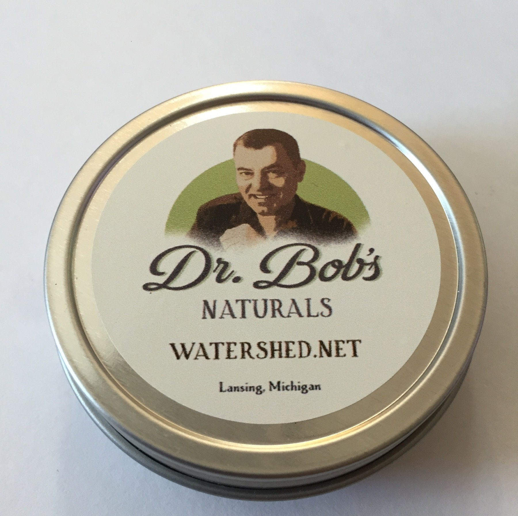 Dr. Bob's Travel Tin