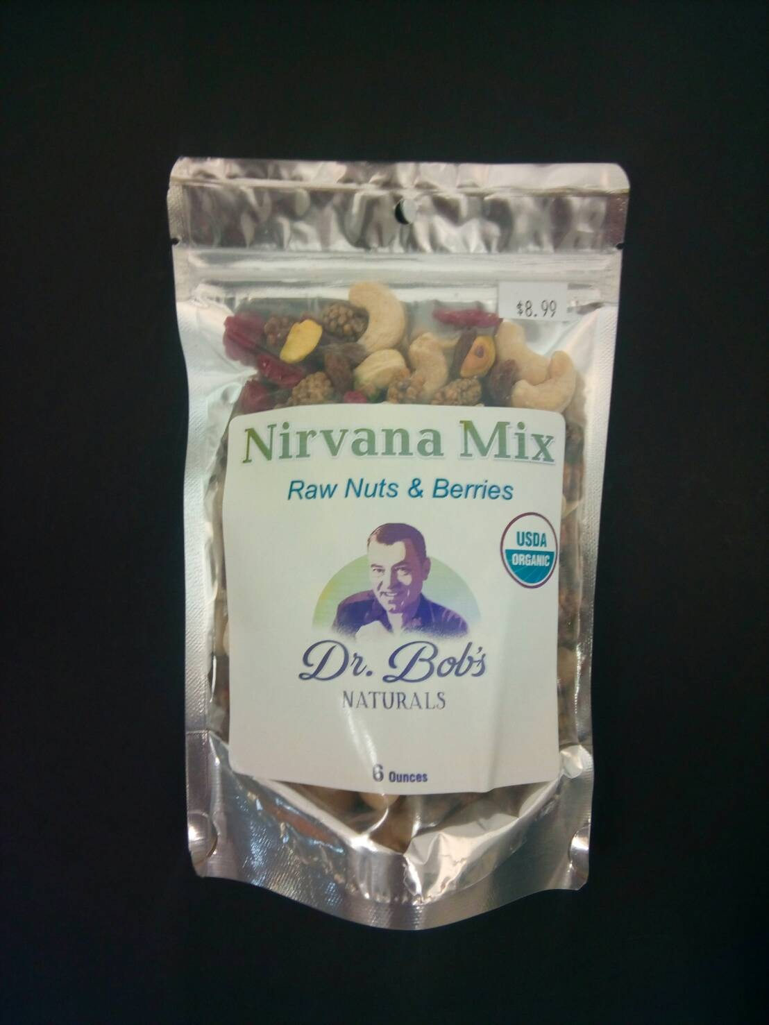 Organic Nirvana Mix - 6 Ounces