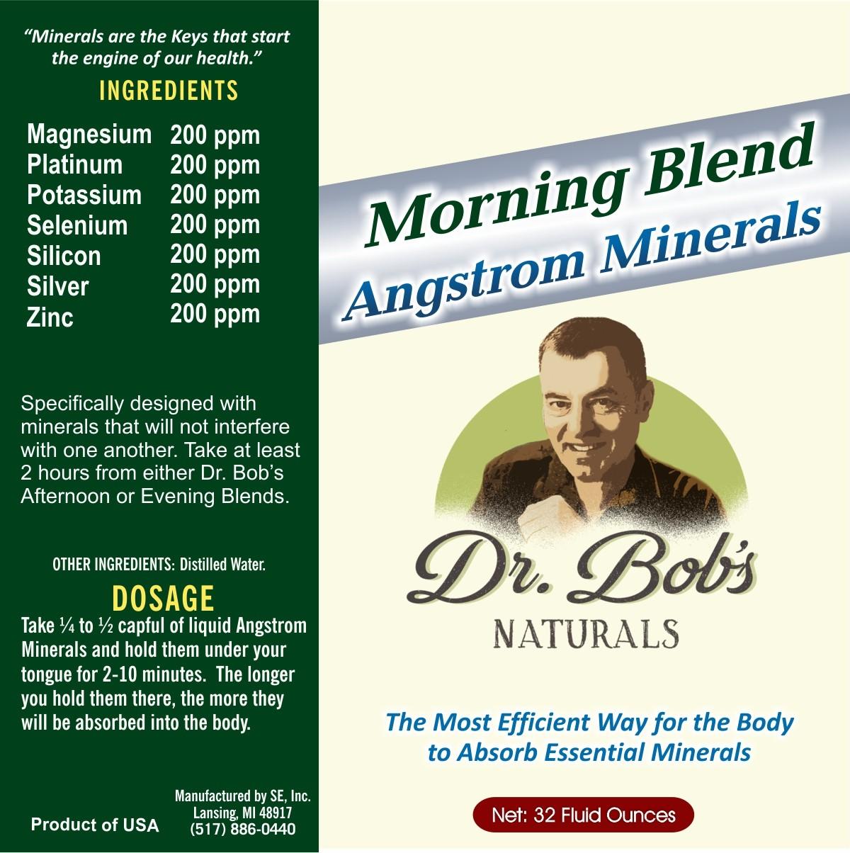 Angstrom Minerals - Morning Blend