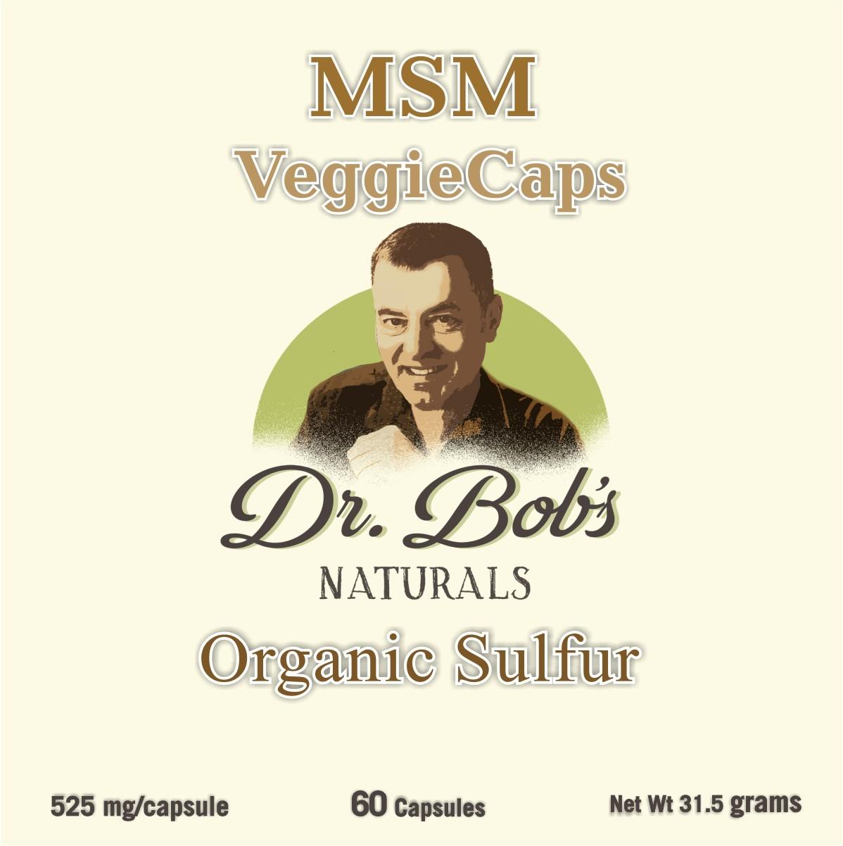 MSM Veggie Capsules