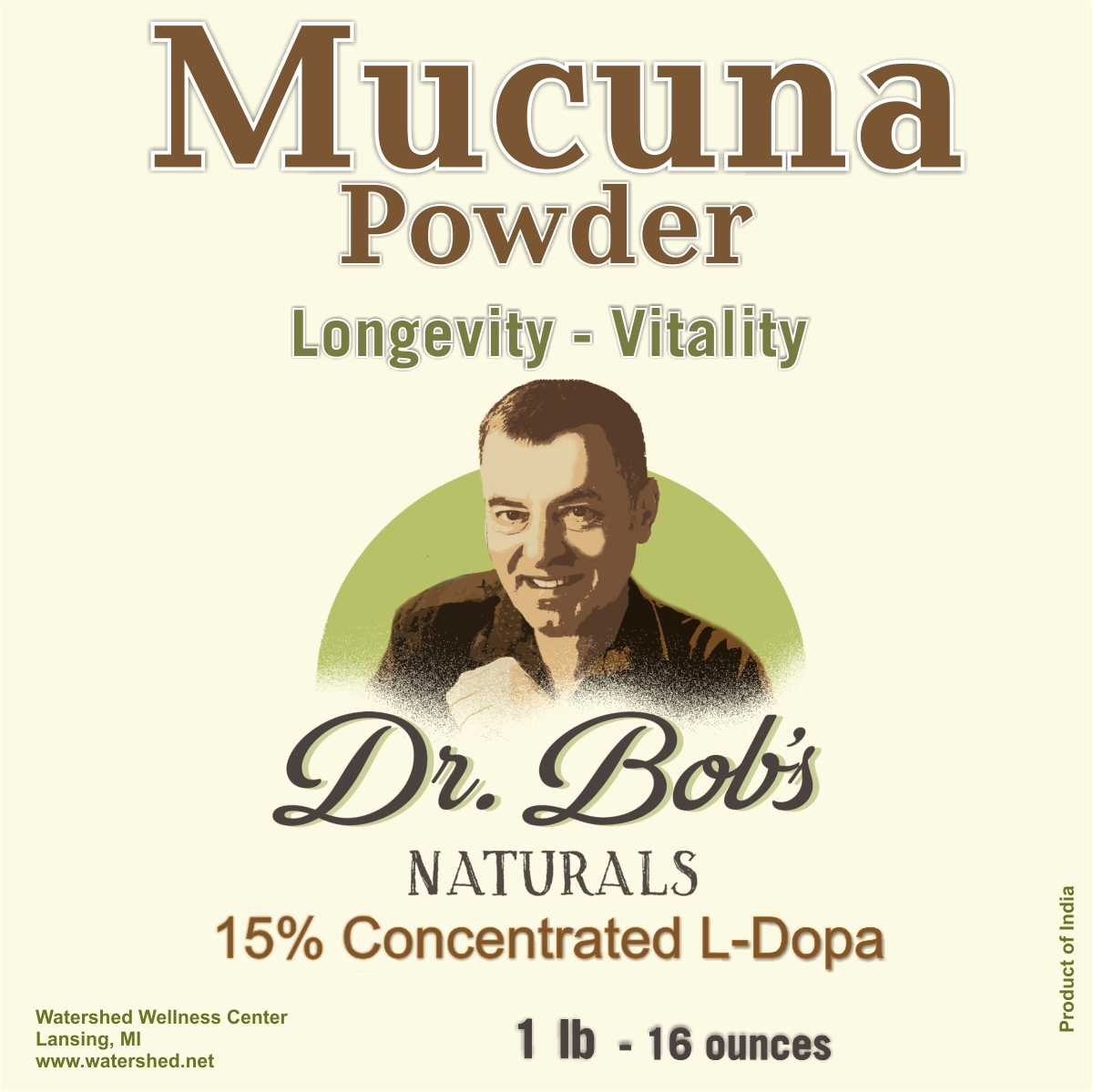 Mood Enhancer - Mucuna