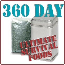Chlorella Spirulina 50/50 Tablets  Survival Pack