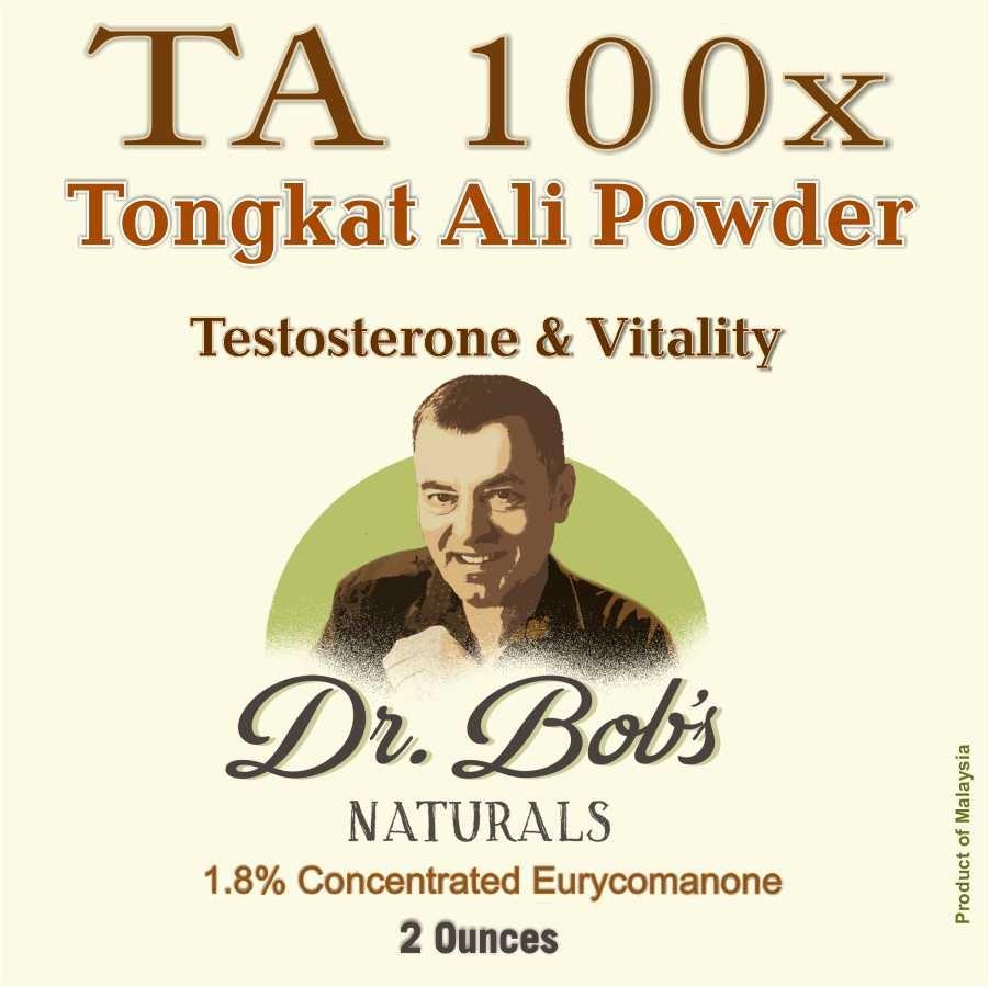 Tongkat Ali Powder 2 oz.