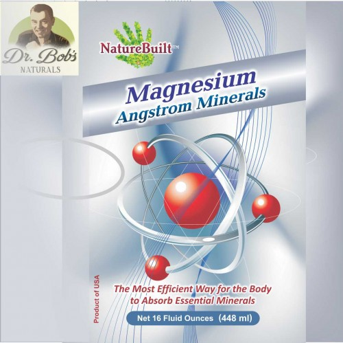 Magnesium - (16 oz. bottle)