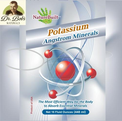 Potassium - (16 oz. bottle)