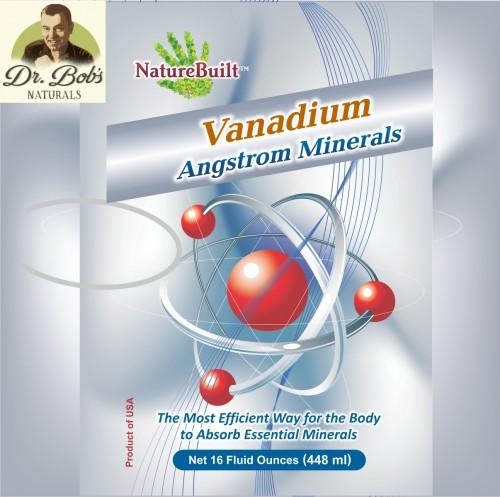 Vanadium - (16 oz. bottle)