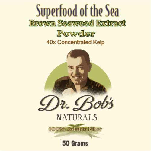Brown Seaweed Extract Powder (50g)