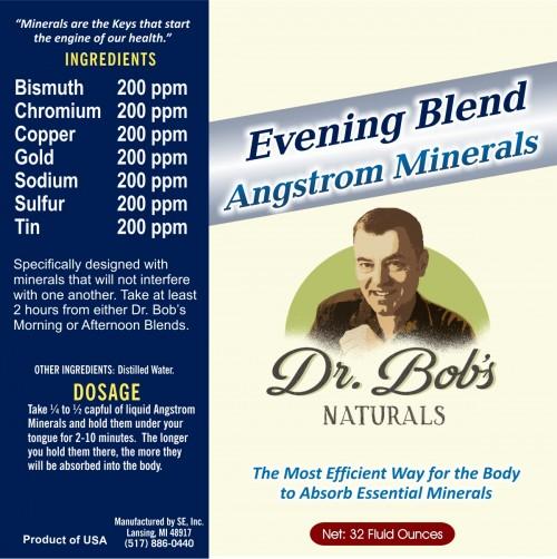 Angstrom Minerals - Evening Blend