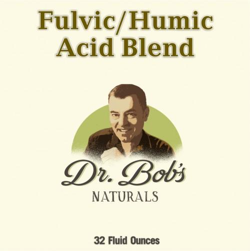 Fulvic / Humic Acid Blend 32oz