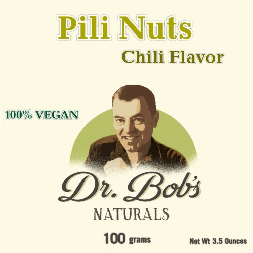 Chili Pili Nuts - 3.5 oz