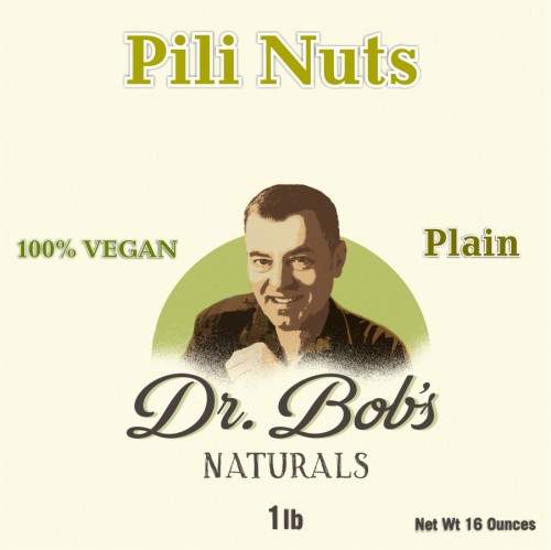 Pili Nuts - Original 1 lb