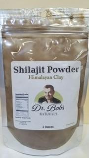 Himalayan Clay - Shilajit