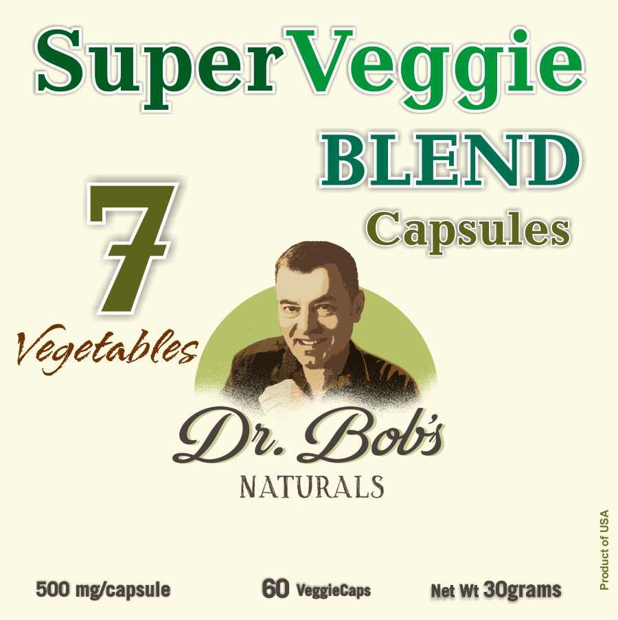Dr. Bob's 7 SuperVeggie Blend