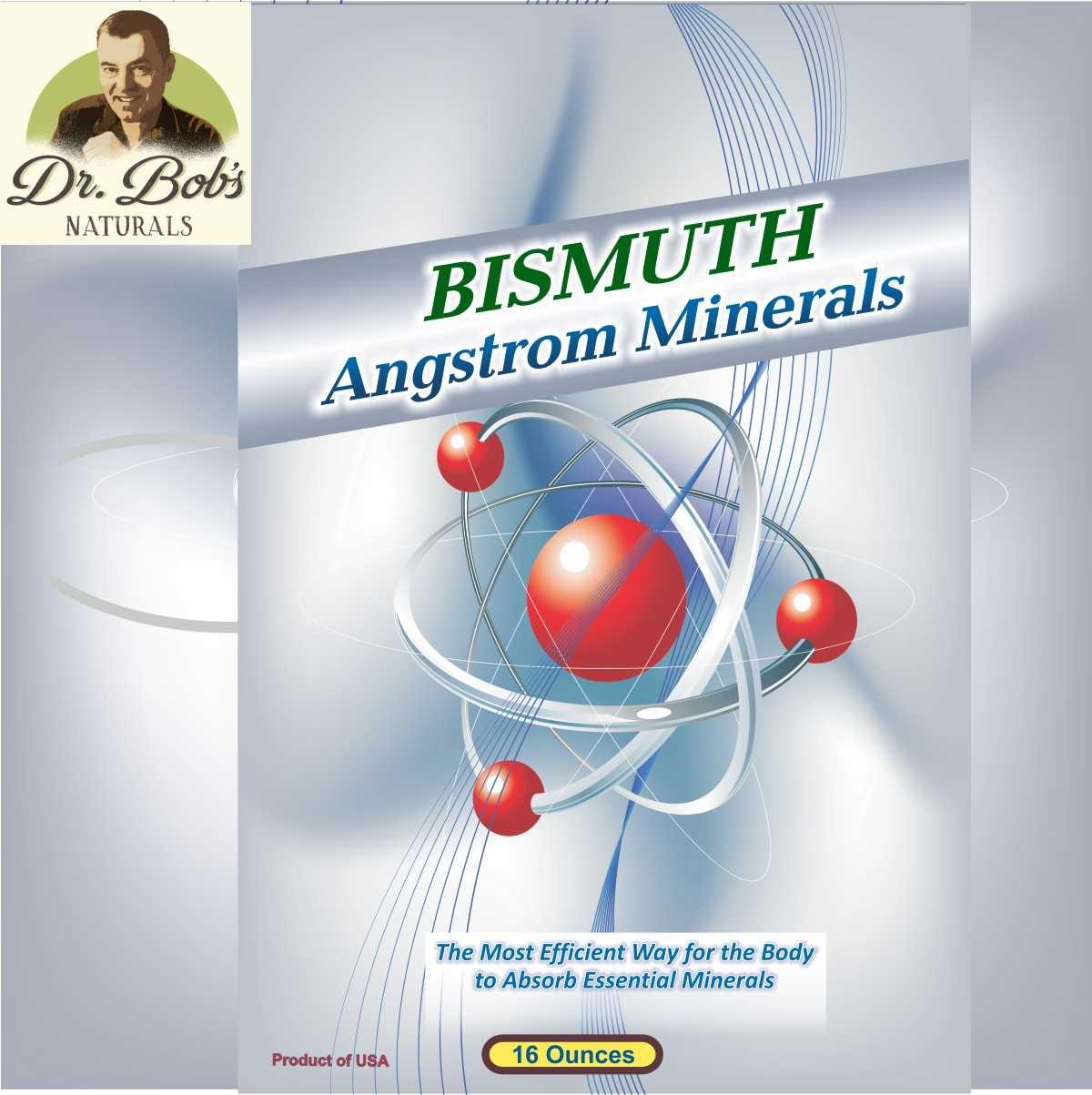 Bismuth - (16 oz. bottle)