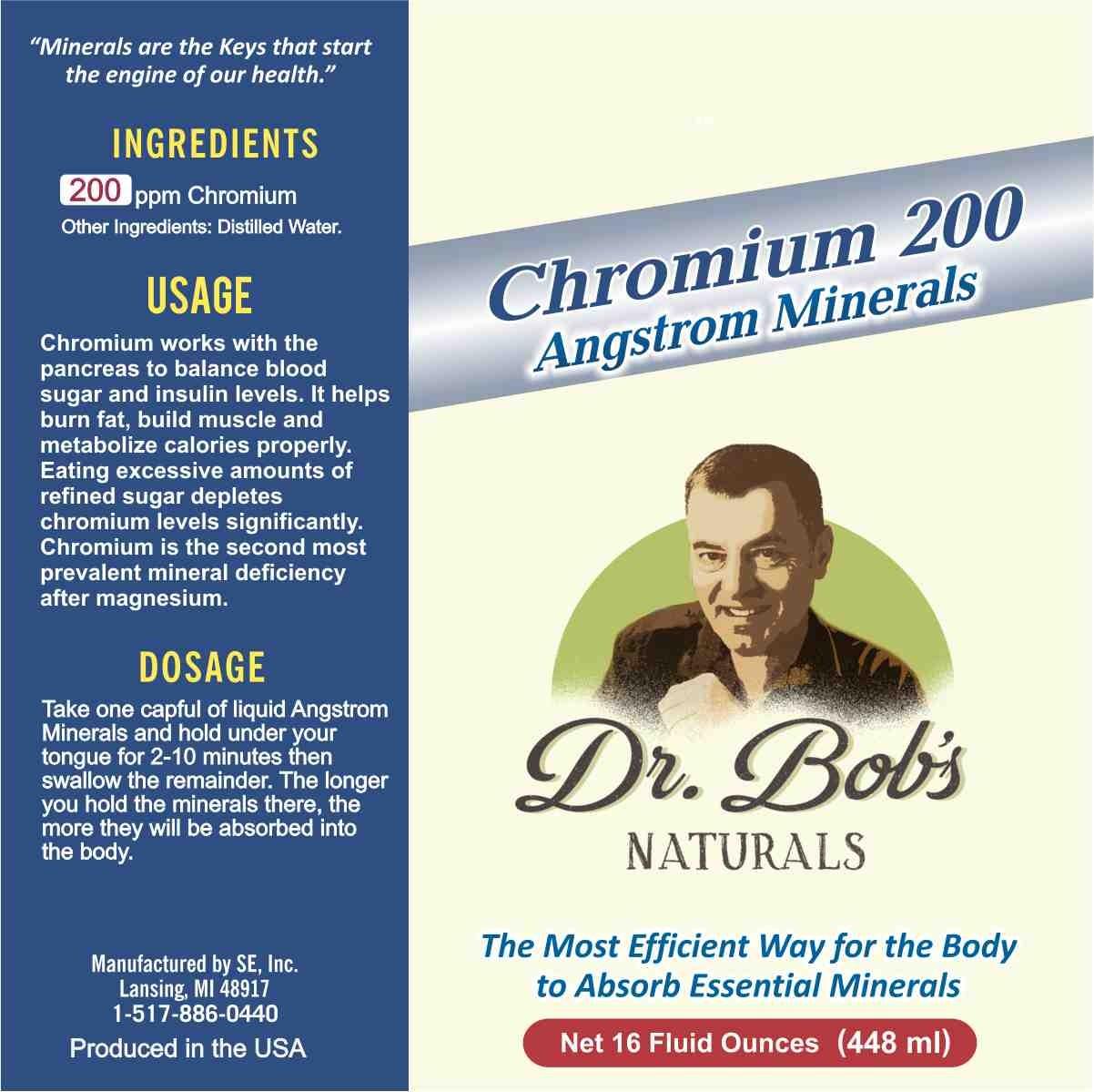 Chromium 200 (16 oz Bottle)