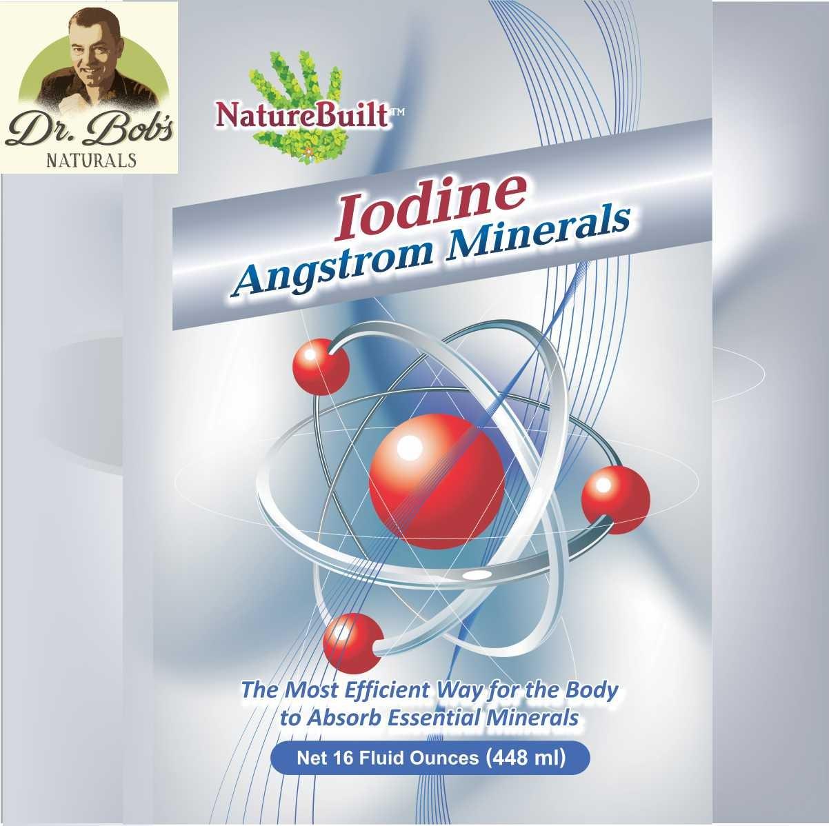 Iodine - (16 oz. bottle)