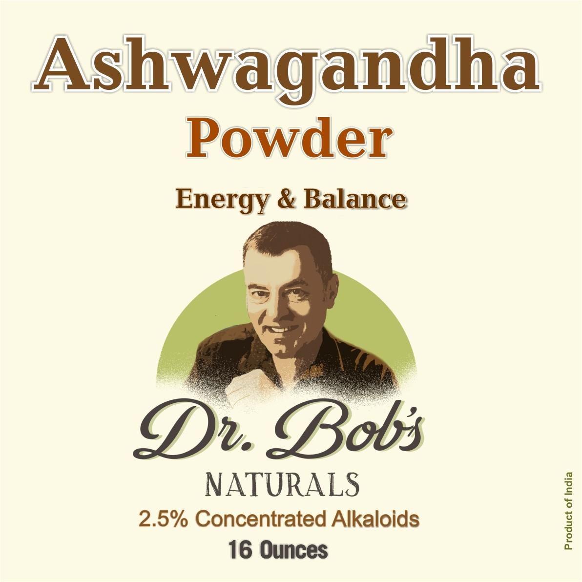 Stress Relief - Ashwagandha-16 oz.