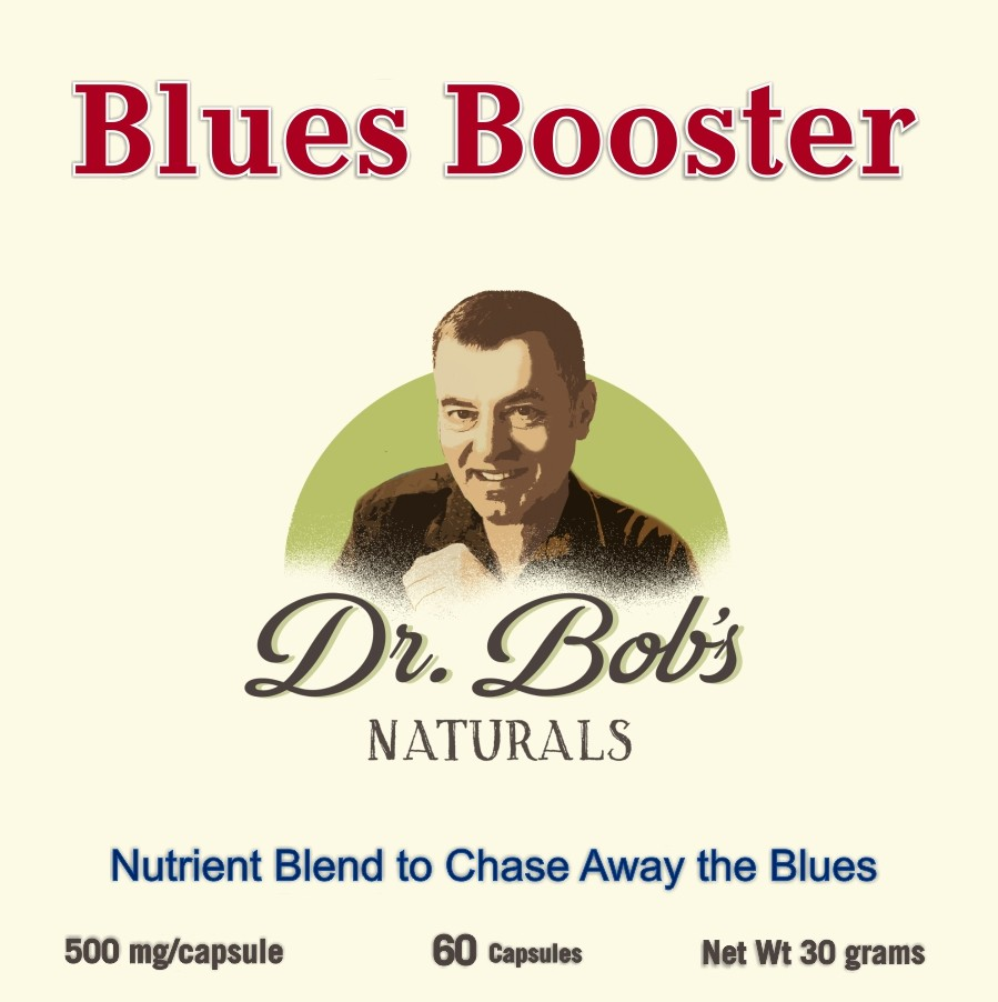 Blues Booster - Chase Away The Blues