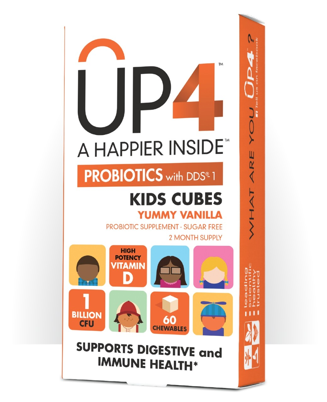Up 4 Kids Cube