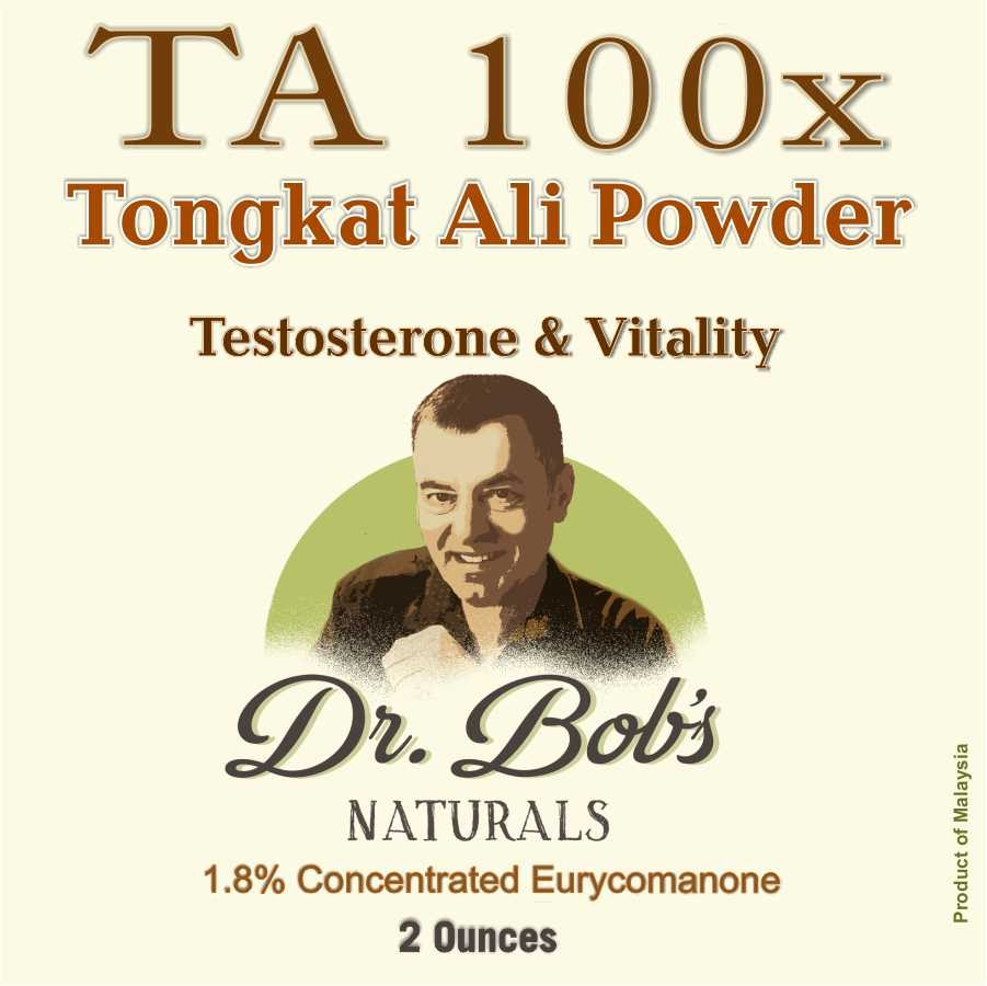 Tongkat Ali Powder 2 oz.