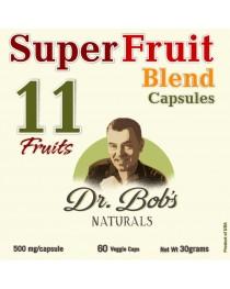 Dr. Bob's 11 SuperFruit Blend