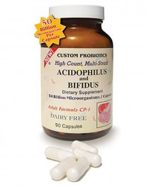 Custom Probiotics