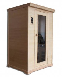Infrared 2 Person Nordic Spruce Sauna CE-2