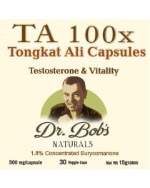 Tongkat Ali 100x Capsules (30 Capsules)