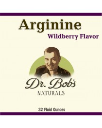 Arginine (Wildberry Flavor)