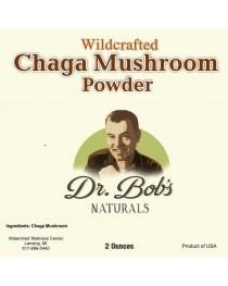 Wildcrafted Chaga Mushroom-2 oz.