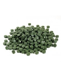 45% Chlorella 45% Spirulina 10% CGF Tablets