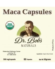 Maca Capsules (60 Capsules)