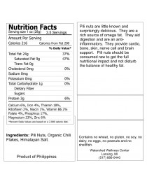 Chili Pili Nuts - 3.5 oz