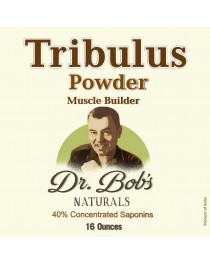 Muscle Builder - Tribulus Terrestris Powder -16 oz.