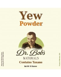 Yew Powder-16 oz.