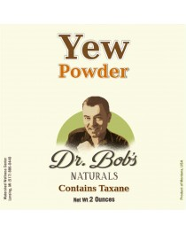 Yew Powder-2 oz.