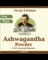 Stress Relief - Ashwagandha-2 oz.